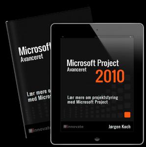 Project 2010 Avanceret