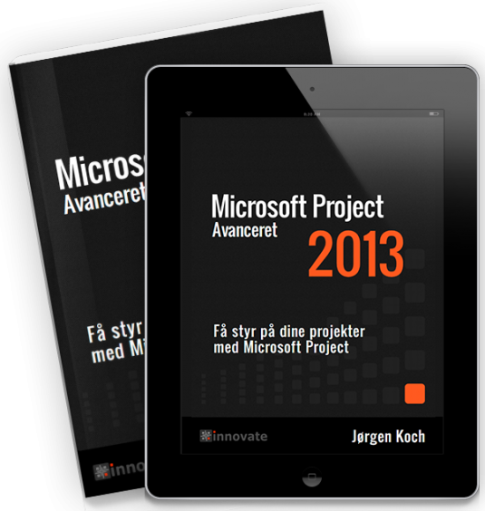 Microsoft Project 2013 Avanceret