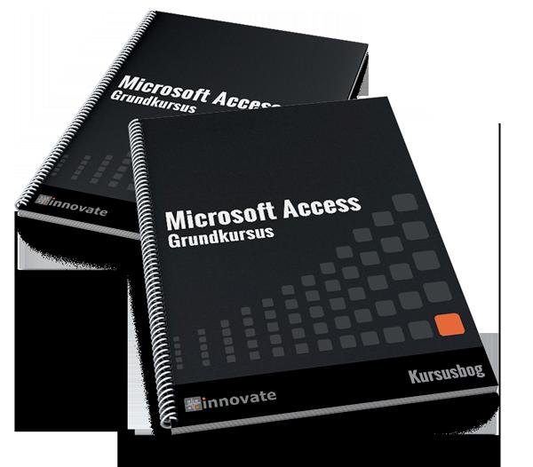 Access-kursusmateriale