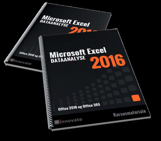 Excel 2016 Dataanalyse